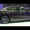Infiniti Q50 представлен на автосалоне в Женеве
