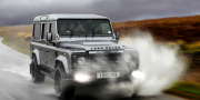 Фото Land Rover Defender 110 station Wagon Twisted 2012