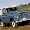 Фото Land Rover III swb van 1971-85