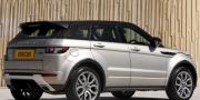 Фото Land Rover Range Rover Evoque sd4 dynamic uk 2011