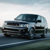 Фото Land Rover Range Rover Sport black edition 2012