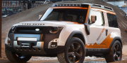 Фото Land Rover dc100 Expedition Concept 2012