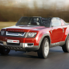 Фото Land Rover dc100 sport concept 2011