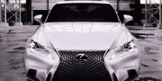 Фото Lexus IS-350 f-sport 2013