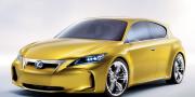 Фото Lexus LF ch concept 2009