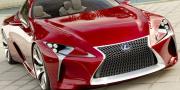 Фото Lexus LF lc concept 2011