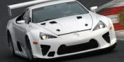 Фото Lexus LFA gazoo racing 2010