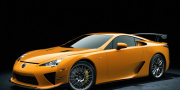 Фото Lexus LFA nurburgring package 2010