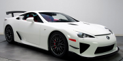 Фото Lexus LFA nurburgring performance package usa 2010