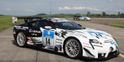 Фото Lexus LFA race car 2009