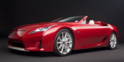 Фото Lexus LFA roadster concept 2008