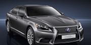 Фото Lexus LS 600h eu 2013