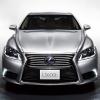 Фото Lexus LS 600h japan 2012