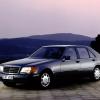 Фото Mercedes 500sel w140 1991-93