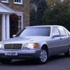 Фото Mercedes 600sel uk w140 1991-92