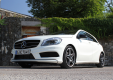 Фото Mercedes a200 cdi amg sport package w176 2012