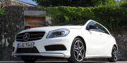 Фото Mercedes a200 cdi amg sport package w176 2012