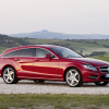 Фото Mercedes cls-500 4matic shooting brake-amg sports package x218 2012