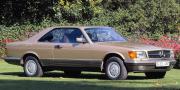 Фото Mercedes s-klasse coupe c126 1981-91