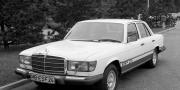 Фото Mercedes s-klasse esf24 w116 1974