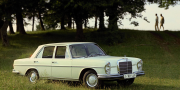 Фото Mercedes s-klasse w108 109 1966-72