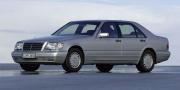 Фото Mercedes s280 w140 1993-98