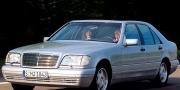 Фото Mercedes s300 turbodiesel w140 1996-98