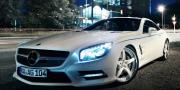 Фото Mercedes sl-500 graf weckerle 2012