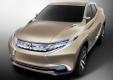 Концепт привлекательного пикапа Mitsubishi GR-HEV  — L200 из будущего