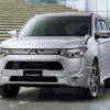 Фото Mitsubishi outlander japan 2012