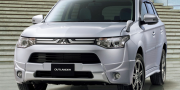 Фото Mitsubishi outlander japan 2012