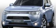 Фото Mitsubishi outlander phev 2013