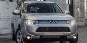 Фото Mitsubishi outlander usa 2013