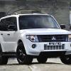 Фото Mitsubishi shogun black edition 2012