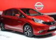 В Женеве Nissan официально представит Note 2013 хетчбек класса В