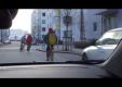 Новые системы безопасности Volvo защиты велосипедистов и пешеходов