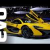 Новый McLaren P1 на автосалоне в Женеве