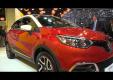 Новый Renault Captur созданного на платформе Clio