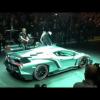 Официальная мировая примьера нового Lamborghini Veneno