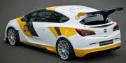 Фото Opel astra opc cup 2013