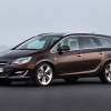 Фото Opel astra sports tourer 2012