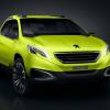 Фото Peugeot 2008 concept 2012
