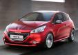 Фото Peugeot 208 gti concept 2012