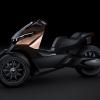Фото Peugeot onyx scooter concept 2012