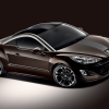 Фото Peugeot rcz brownstone 2012