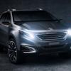 Фото Peugeot urban crossover concept 2012