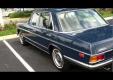 Польностью оригинальный Mercedes-Benz С250 1971 с пробегом 56000 км
