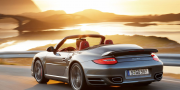 Фото Porsche 911 turbo cabriolet 2009