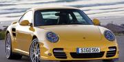 Фото Porsche 911 turbo coupe 2009