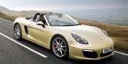 Фото Porsche boxster-s 981 uk 2012